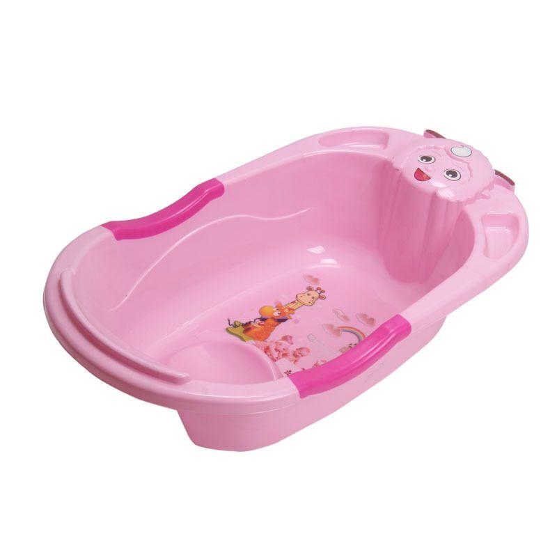 厂家直供 批发婴儿澡盆浴盆 卡通婴儿浴盆洗澡盆 加厚儿童澡盆