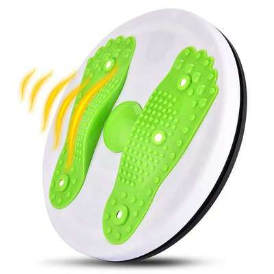 扭腰盘按摩健身器扭腰机足底按摩盘磁疗运动健身器