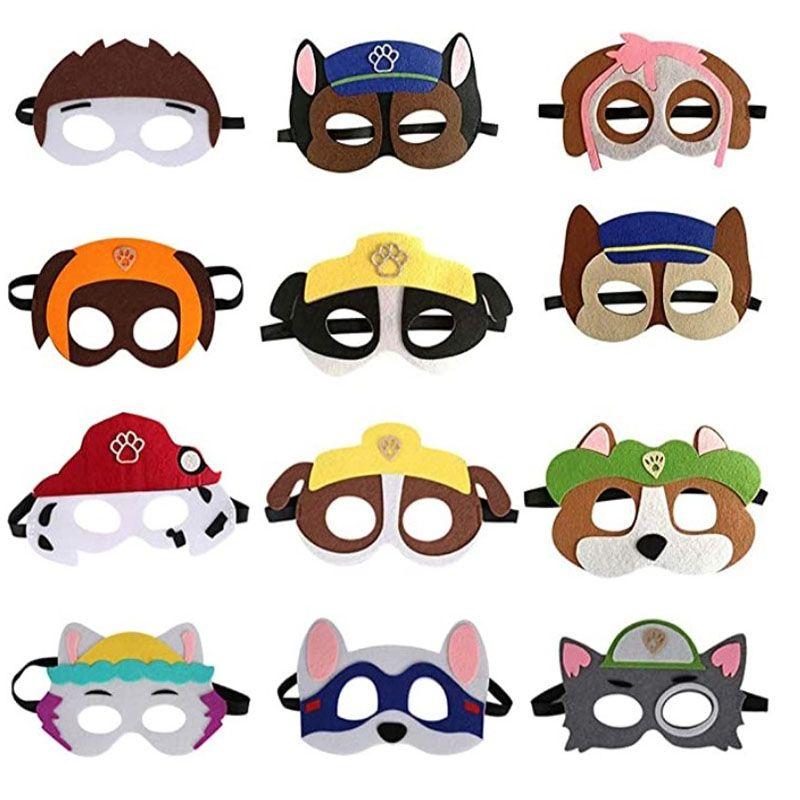 面具玩具 汪汪队