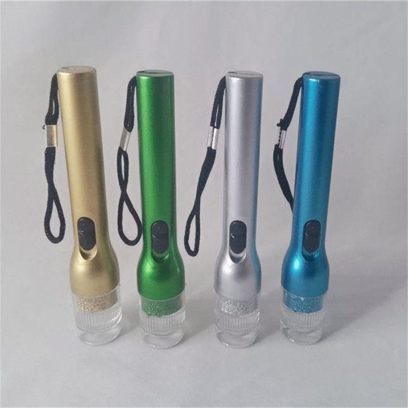 2021夏季店铺创意新款GLC-958便捷式手电筒灯微商引流工艺小礼品