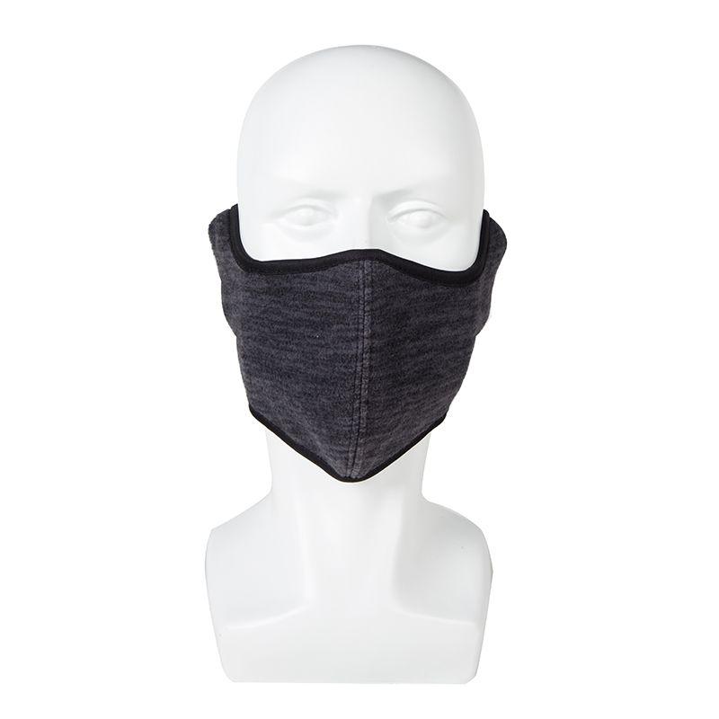 厂家直销爆款保暖蒙面口罩骑行防风防尘摇粒绒冬季透气面罩4