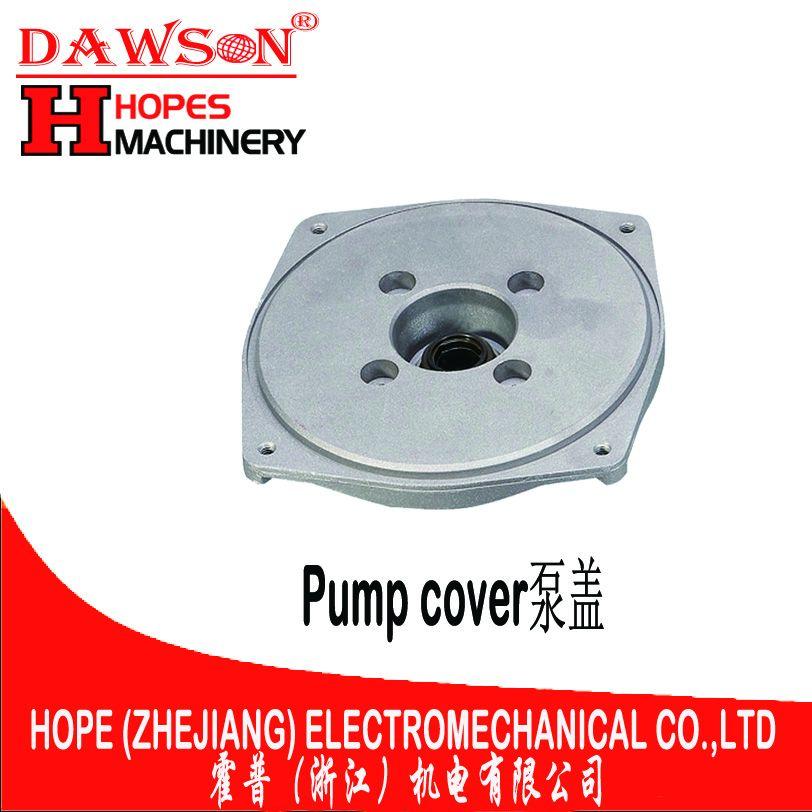 汽油机水泵配件 泵盖