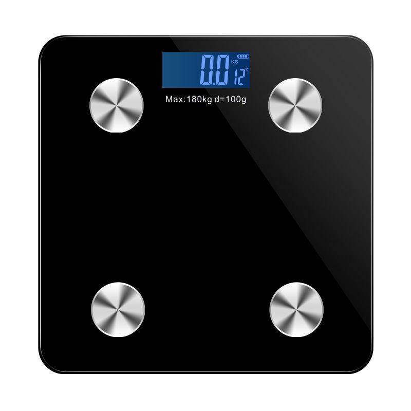 2017C蓝牙体脂秤180kg 精品高端电子脂肪人体秤 体脂秤