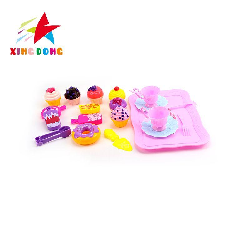儿童玩具 甜点冰淇淋套装 PVC袋子
