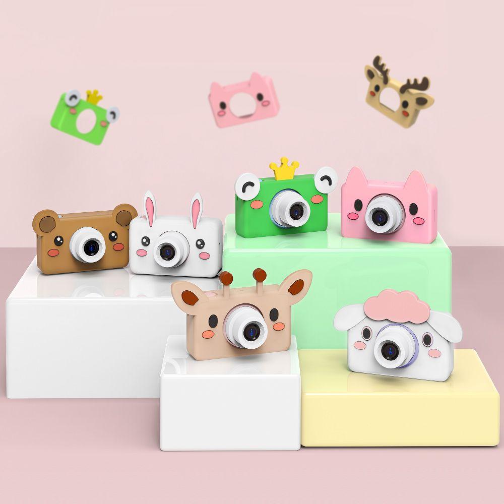 C1儿童相机wifi版3200W像素卡通迷你礼品数码相机 厂家批发