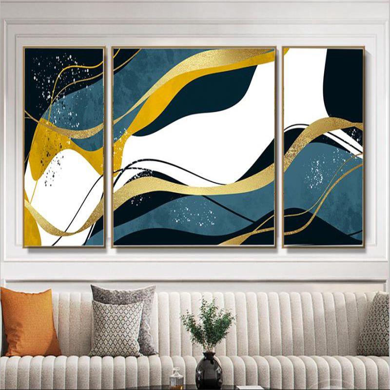 抽象晶瓷画