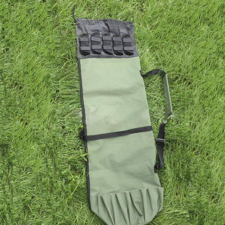 跨境热销多功能鱼竿包钓鱼包渔具包软渔具包折叠渔具包