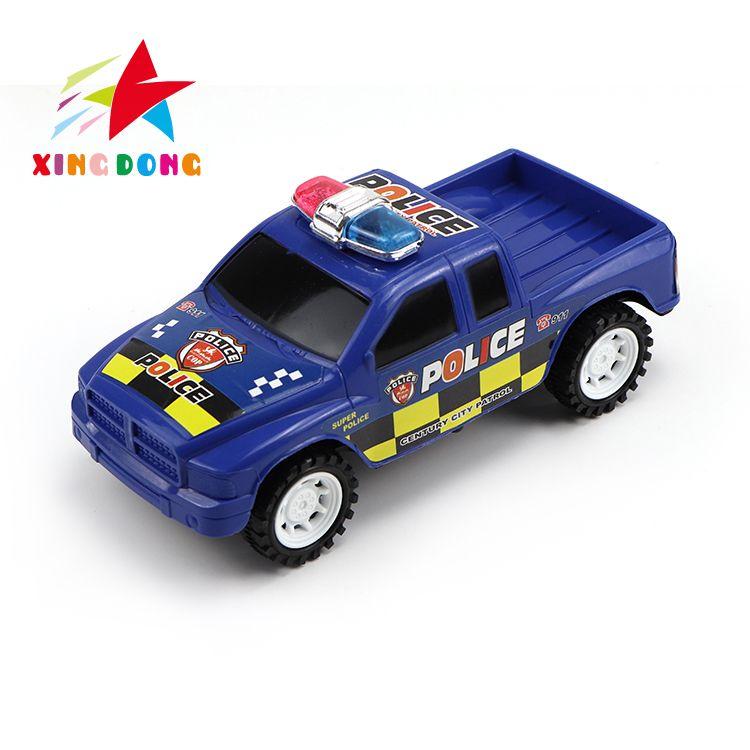 儿童玩具汽车  惯性警车