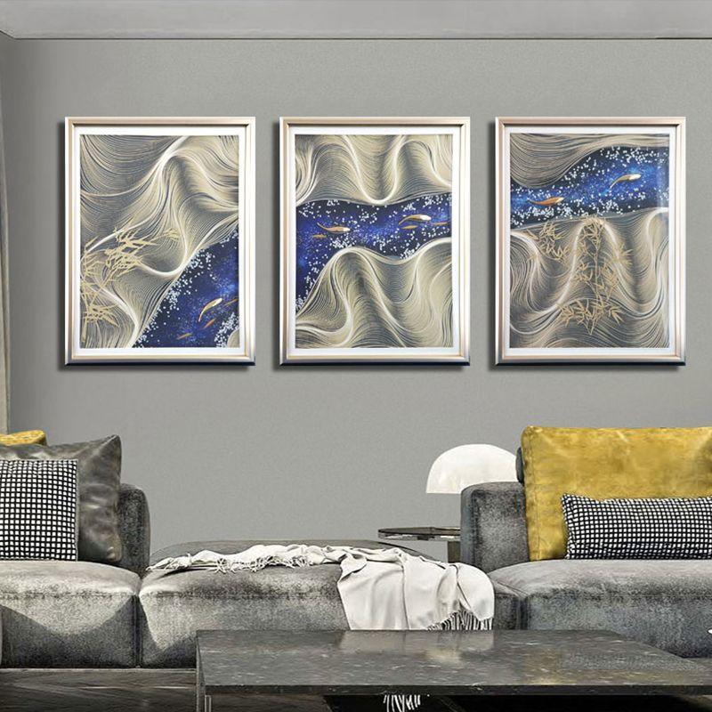 现代简约客厅卧室装饰画