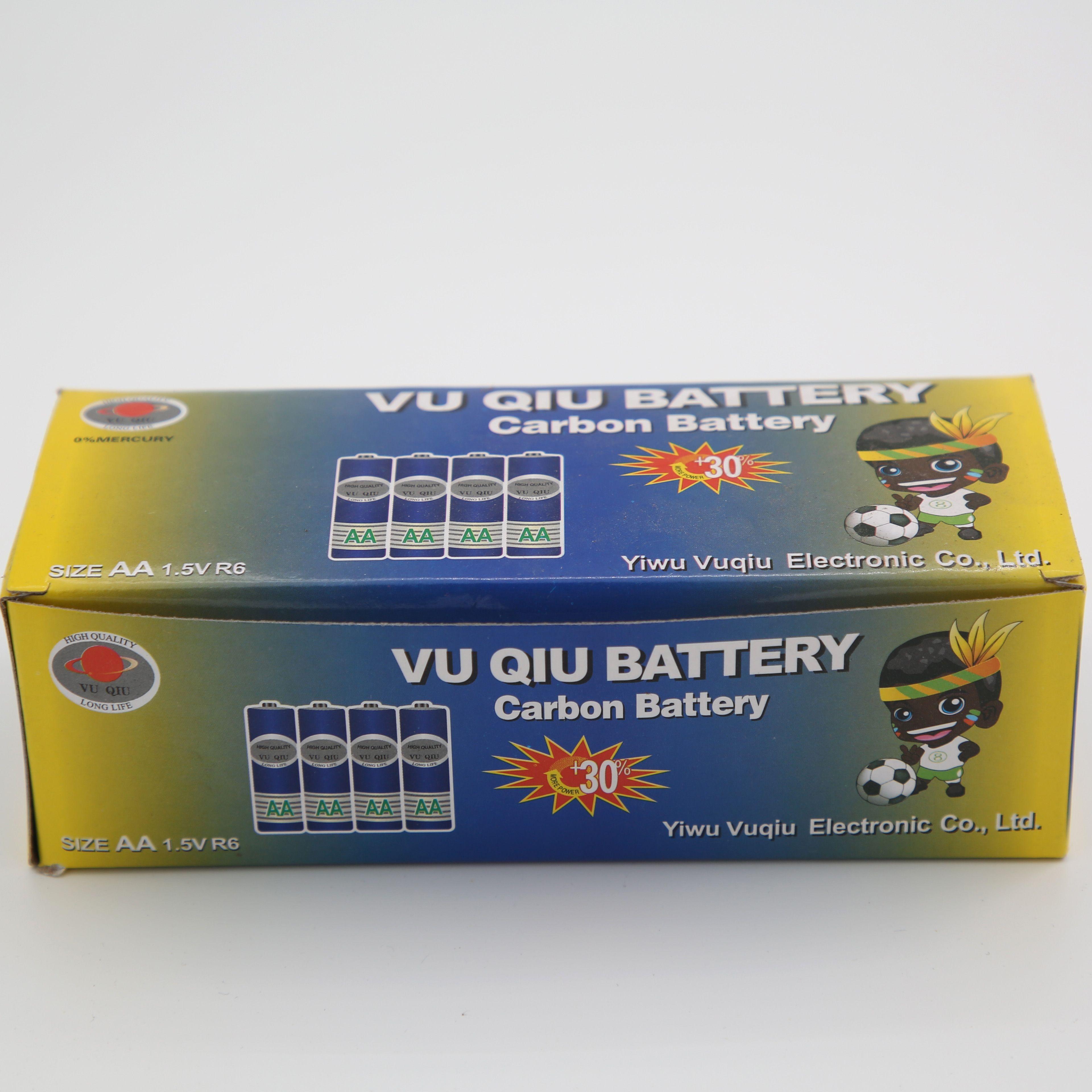 vu qiu 五号AA波波球电池,玩具电池