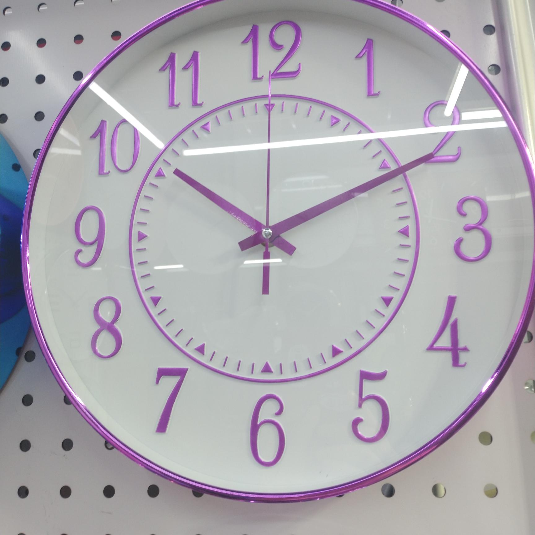 彩色电镀新颖工艺钟