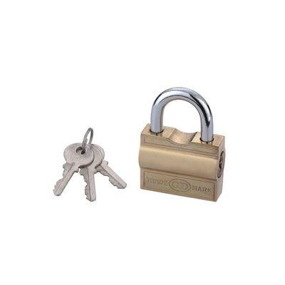 三环厚型横开铜挂锁103