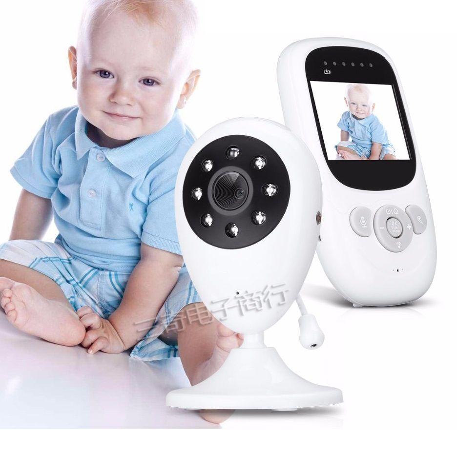 2.4寸双向对讲婴儿监视器