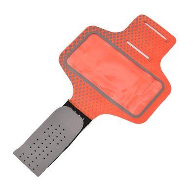 厂家直销健身男女运动手机臂包电压工艺手机臂袋户外跑步手臂带