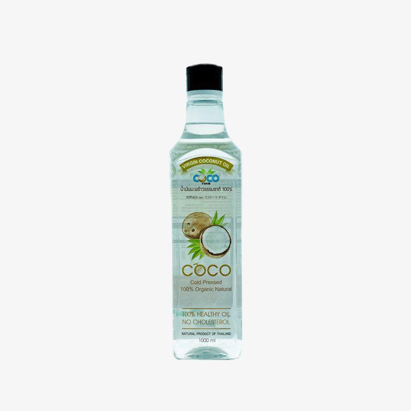 有机初榨椰子油 1升