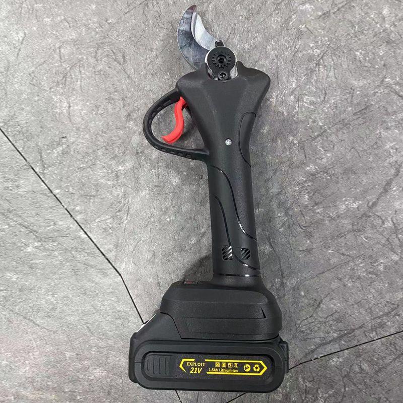 开拓电动粗枝剪 开口3.5mm