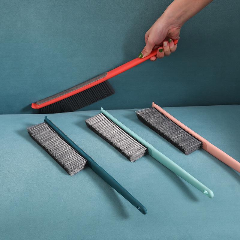 J85-CS1142床扫床刷软毛沙发刷子除尘扫粘毛器滚筒刮刷毛器静电刷
