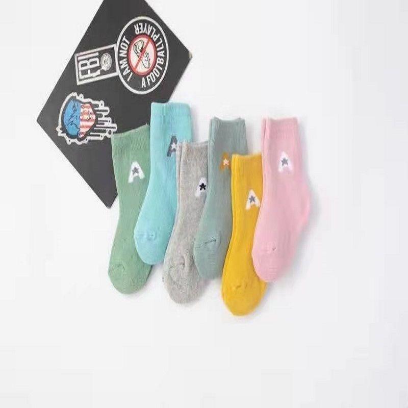 爱琴童袜NO3厂家直销春夏款爆款热卖款儿童 精品童袜