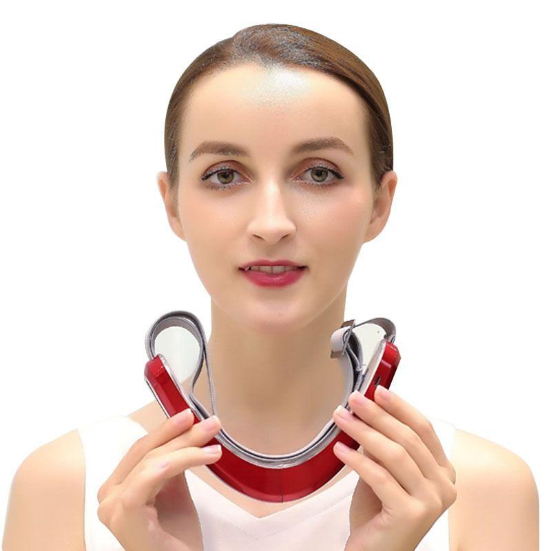 瘦脸仪v型振动智能去咬肌双下巴嫩肤面部提拉瘦脸彩光美容仪