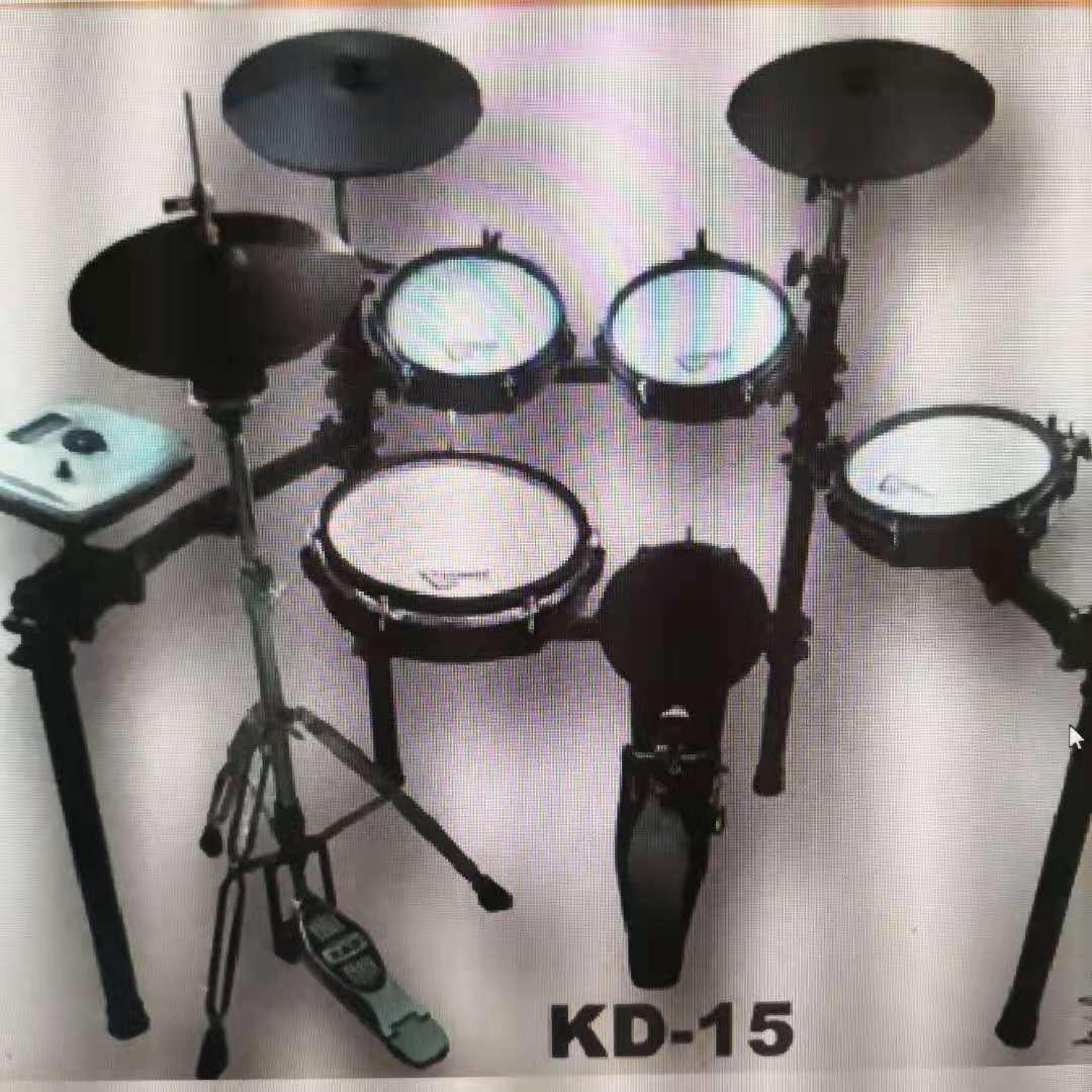 乐器电子鼓五鼓3镲打击鼓成人打击鼓