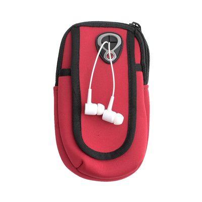 跑步手机臂包户外运动健身透气手腕臂带潜水料防水臂腕脚袋 现货
