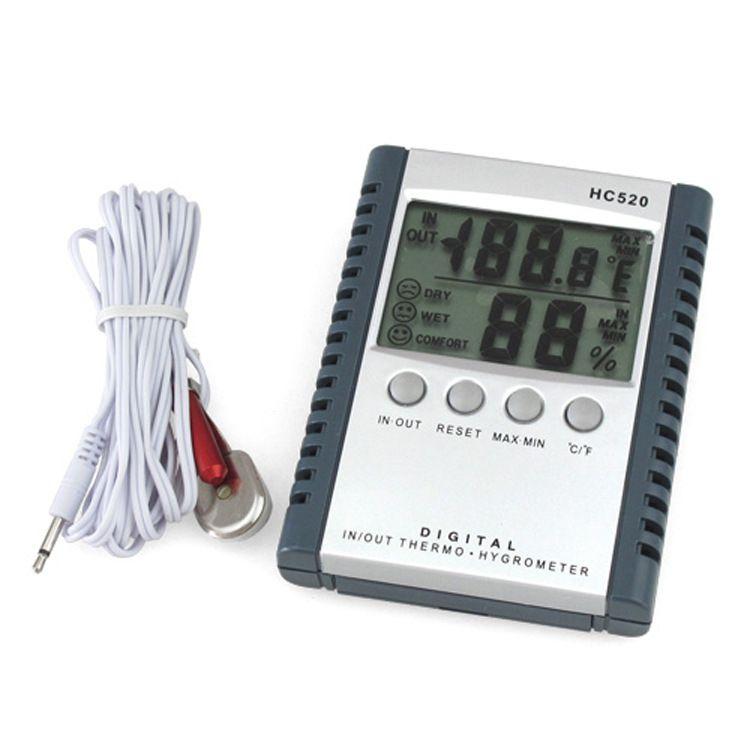 HC520工业温湿度计 电子温湿度计 环境温湿度表 家居用品
