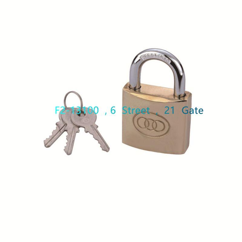 三环牌铜挂锁批发    261-267系列铜挂锁批发