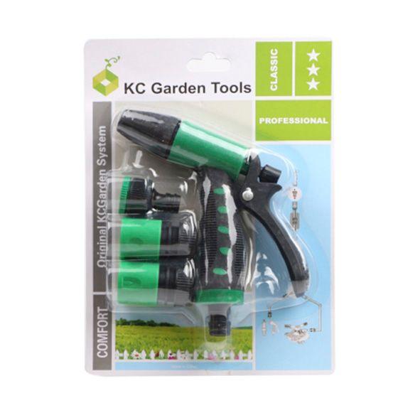 园林工具花园水枪水管接头水枪套装102