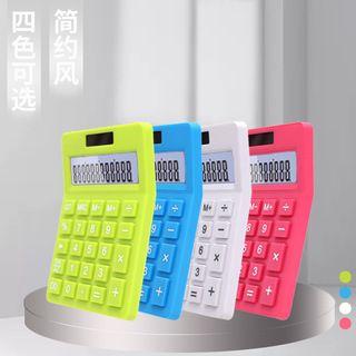 商务财务会计办公计算机大按键计算器厂家批发可定制可爱小型6S