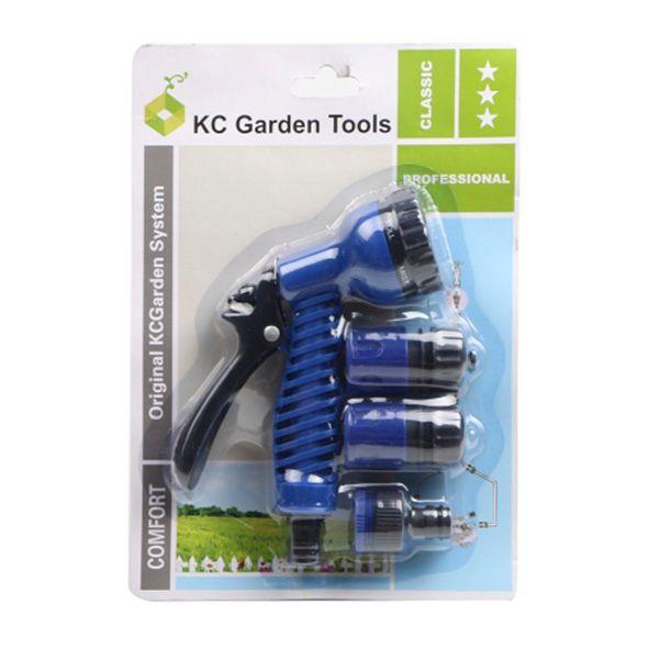 园林工具花园水枪水管接头水枪套装101