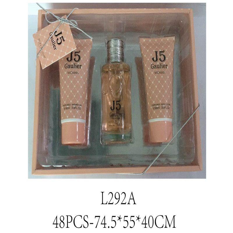 女士香水三件套L292