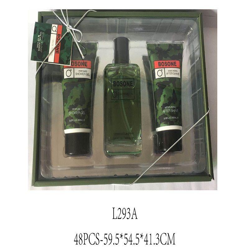 男士香水三件套L293