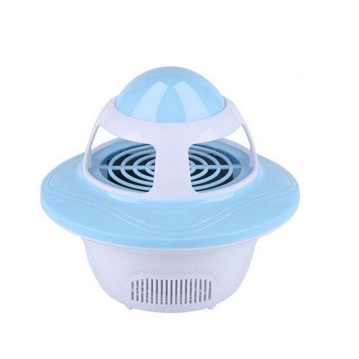 创意灭蚊灯粉蓝两色SUB插电