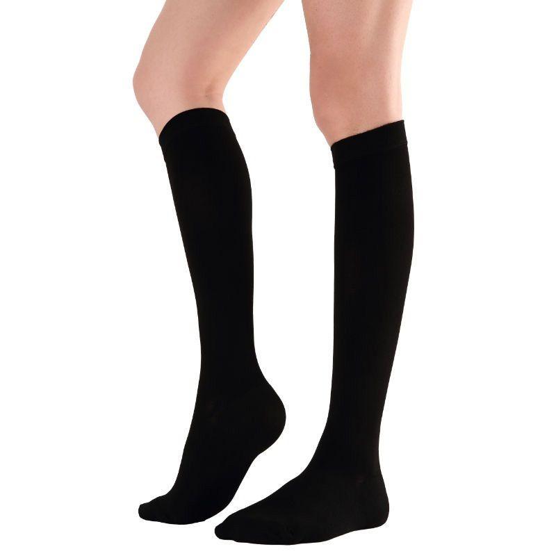 春斯威袜业出品精品时尚女防脱丝弹力打底肉色丝袜80