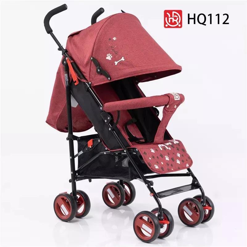婴儿车推车轻便可坐躺折叠手推车避震伞车0-3岁宝宝童车批发112