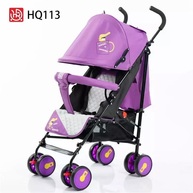 婴儿车推车轻便可坐躺折叠手推车避震伞车0-3岁宝宝童车批发113