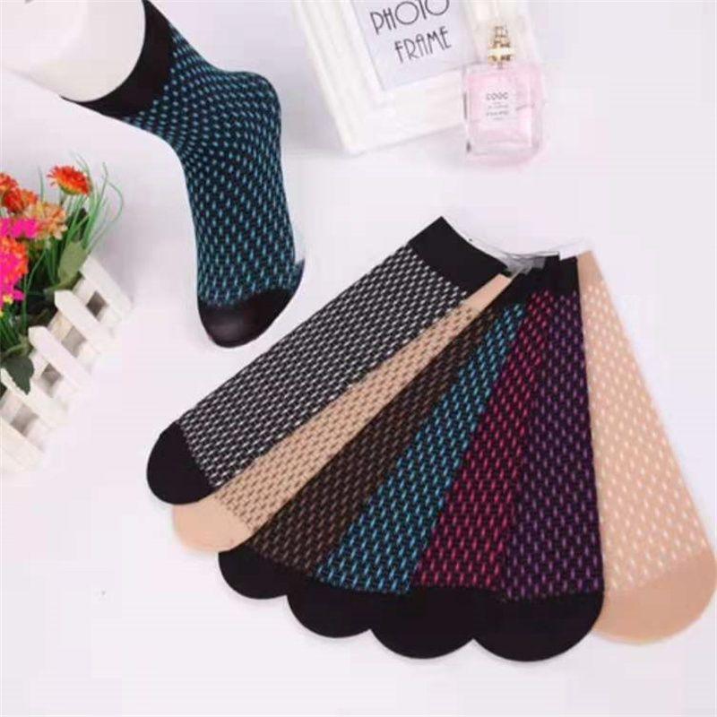 圣得宝袜业厂家直销新款爆款热卖款女袜潮袜夏袜女2107227