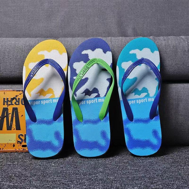 PE沙滩拖鞋