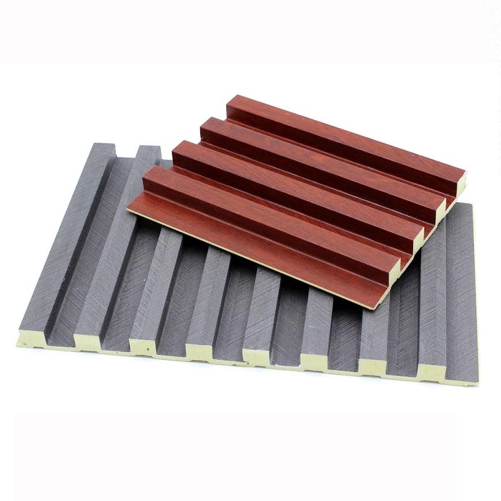 网格板 格栅板 长城板 槽板 墙板 3D背景墙 PVC三维墙板