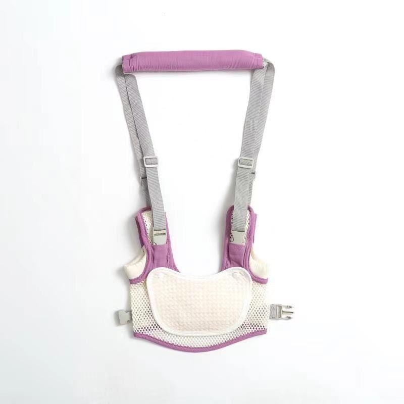 婴儿学步带星韵宝透气两用宝宝儿童学走路防勒防走失 带口水围兜