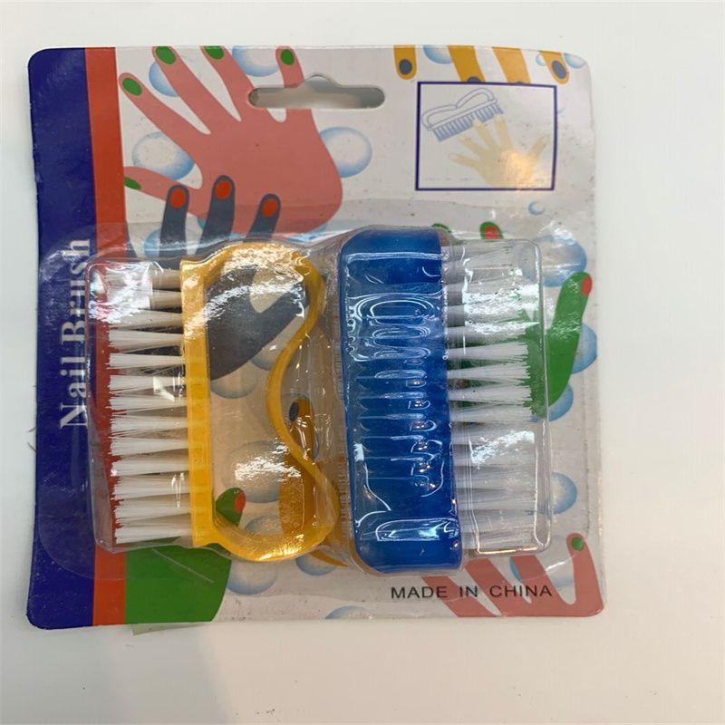 义乌好货 日用百货塑料制品 塑料指甲刷4726 指甲及头部清洁护理 小龙虾清洁