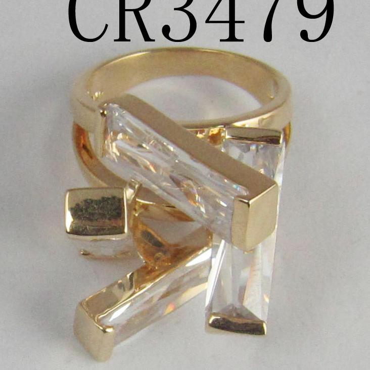 欧美时尚潮流前线简约现代典雅流行新款戒指a41