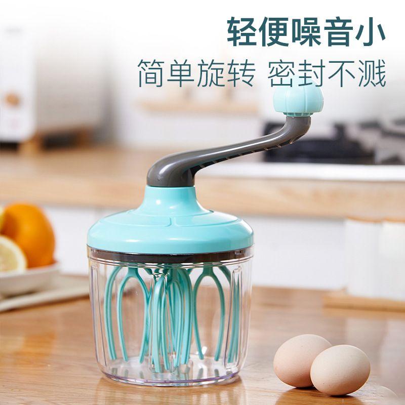 奶油打发器手动家用小型半自动蛋清奶泡蛋糕鸡蛋手摇搅蛋机打蛋器