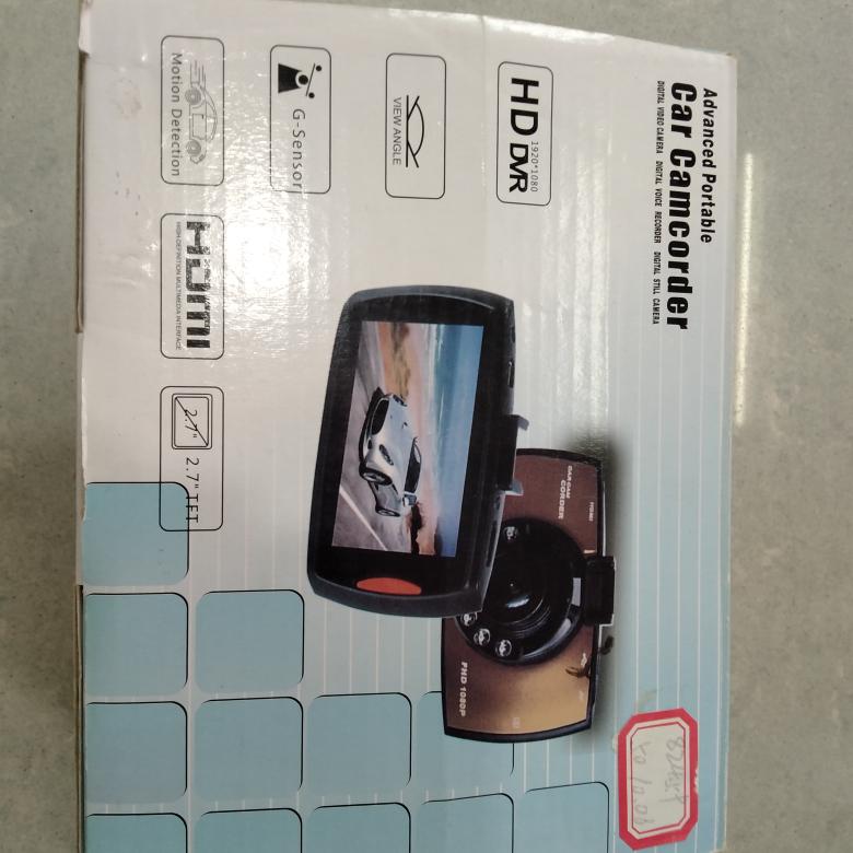 HD行车记录仪