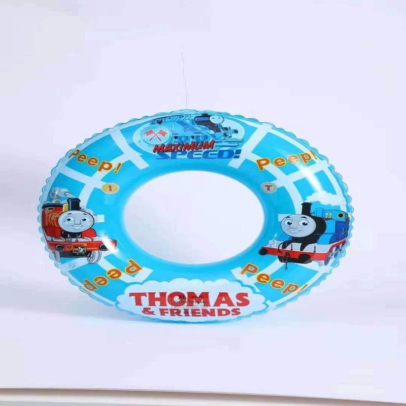 儿童加厚泳圈甜甜圈网红可爱卡通儿童初学者救生游泳辅助装备c10