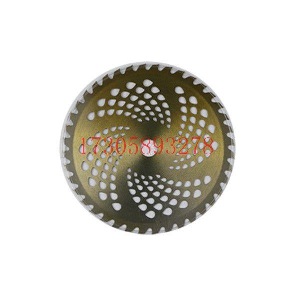 DP-31   割草机刀片  40T金色合金刀片    园林/园艺配件   10寸