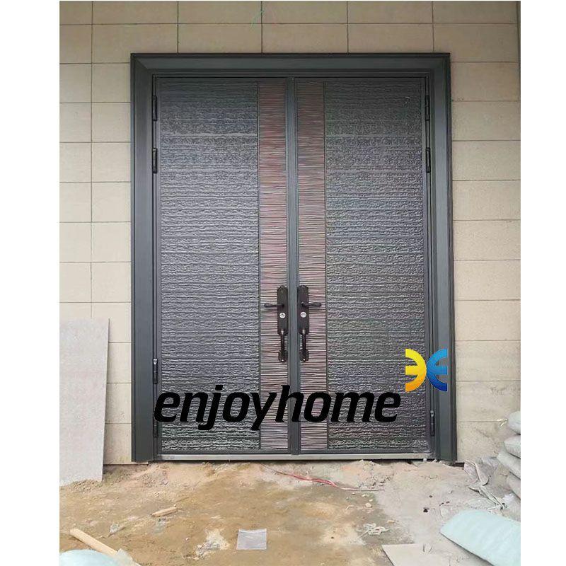 别墅大门铸铝门