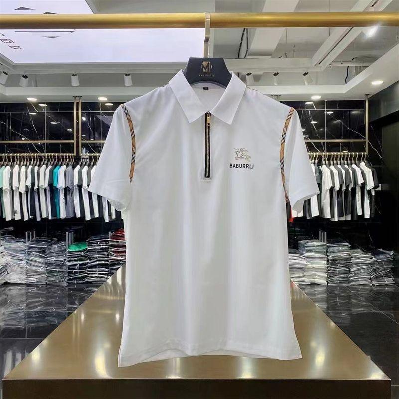 男士T恤夏装打底衫透气半袖宽松纯棉大码圆领运动系列印花T恤7