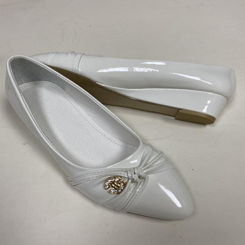 PU女士浅口单鞋高跟坡根平跟粗跟如图单鞋拖鞋耐穿防臭多色品质好女鞋优质淑女鞋44225-877#