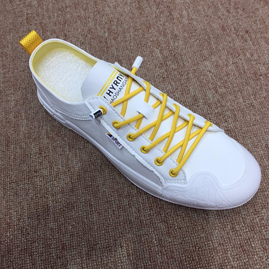 网面鞋子休闲鞋夏季透气薄款网鞋一脚蹬防臭士运动鞋d44